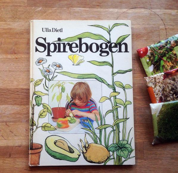 """""""Spirebogen"""" af Ulla Dietl"""