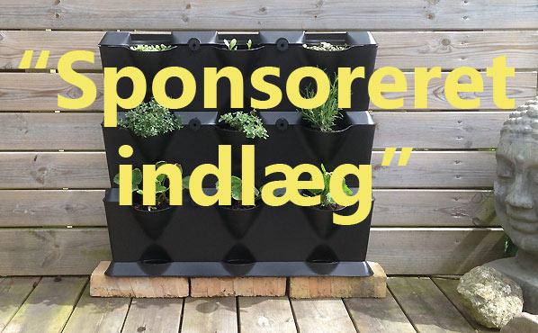 """""""Sponsoreret indlæg"""" på Den lille have – hvad betyder det?"""